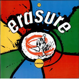 Erasure Circus [cd Original Lacrado De Fabrica]